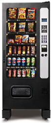 Combo Vending Machines for Snacks and Drinks