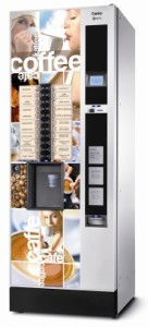 Canto Plus Top - Vending Coffee Machine