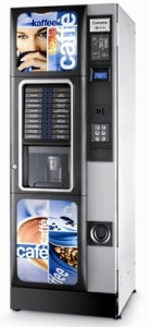 Necta Concerto Coffee Vending Machine
