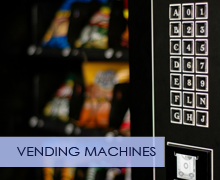 Vending Machines Service Melbourne